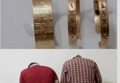 سارقان طلاهای پیرزن مراغهای دستگیر شدند