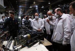 خط مونتاژ موتور صادراتی پراید افتتاح شد