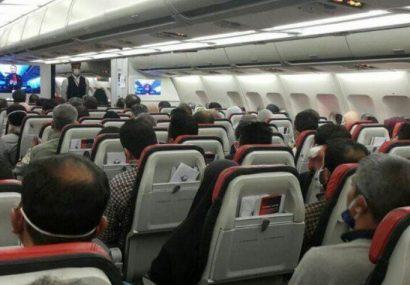 ورود مسافران به فرودگاه تبریز بدون ماسک ممنوع است