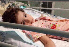 «ائلیار» ۴ ساله منتظر دریافت قلب برای ادامه زندگی