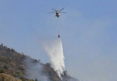 نبود پایگاه دائمی اطفاء حریق و طرح صیانت از جنگل، بلای جان ریههای سبز آذربایجان