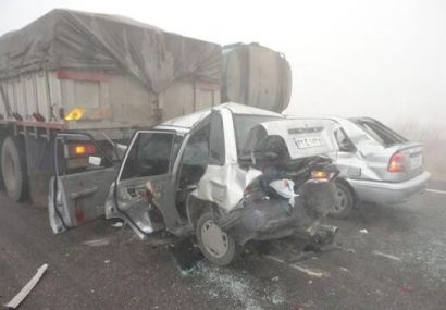 عجله در رانندگی از عوامل اصلی تصادفات در آذربایجانشرقی است