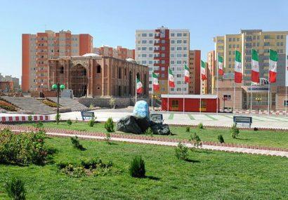 تصفیهخانه فاضلاب در فاز ۴ شهر جدید سهند احداث میشود