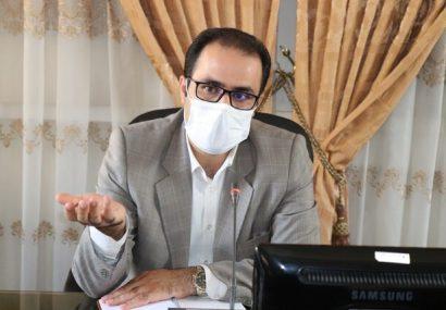 کشف و ضبط ۲۰۰ هزار ماسک احتکار شده در شهرستان اسکو