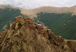 آذربایجان؛ سرزمین قلعهها