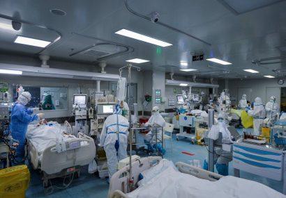 ابتلای یکهزار و ۵۰۰ نفر از مدافعان سلامت آذربایجانشرقی به کرونا