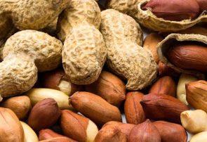 مصرف بادام زمینی و درمان چین و چروک