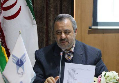 رییس دانشگاه آزاد تبریز: تدابیر لازم برای برگزاری امتحان جامع دکتری اتخاذ شد