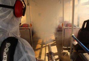 ضدعفونی ناوگان اتوبوسرانی تبریز با استفاده از نانو ذرات کوانتوم