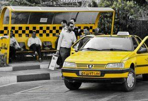 تهدیدهای کرونایی و تاکسیهای پر از مسافر