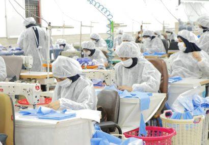 مزیتها و مشکلات تولید ماسک در آذربایجانشرقی