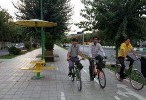 زیرساختهای دوچرخهسواری در تبریز گسترش یابد