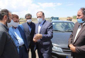 نماینده مجلس: وضعیت راه های بستان آباد نامناسب است