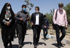 تحویل کامل اراضی ارتش به شهرداری تبریز جهت احداث پارک باغشمال