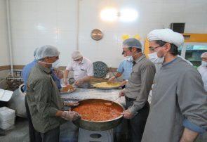 توزیع ۱۰ هزار پرس غذای گرم بین نیازمندان مراغه