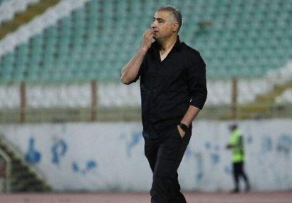 سرمربی تراکتور: مظاهری را در فینال جام حذفی بازی نمیدهم