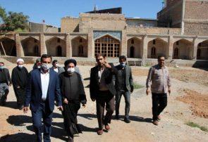 احیای مجموعه تاریخی حسن پادشاه رکن اصلی برنامههای میراث فرهنگی آذربایجانشرقی است