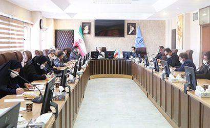 برگزاری نشست شورای هماهنگی فعالیتهای فرهنگی و اجتماعی دانشگاههای آذربایجان شرقی