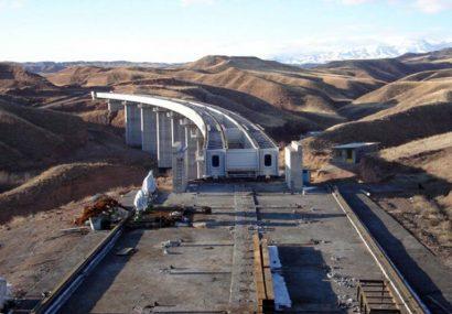راهآهن بستان آباد- تبریز امسال تکمیل میشود