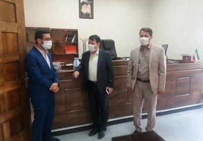 بازدید رئیس کل دادگستری آذربایجان شرقی از مجتمع قضایی شهید قاضی طباطبایی (ره) تبریز
