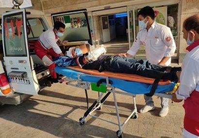 ۶۱۰ عملیات امدادی توسط جمعیت هلال احمر آذربایجانشرقی انجام شد