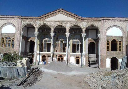 ۱۰۰ کارگاه مرمتی میراث فرهنگی در آذربایجانشرقی فعال است