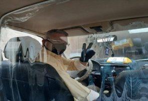 توزیع ۱۵۰۰ سبد کالای حمایتی به صورت رایگان بین رانندگان تاکسی تبریز
