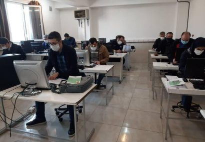 برگزاری آزمون الکترونیکی مبحث ۱۷ مقررات ملی ساختمان توسط جهاددانشگاهی آذربایجان شرقی