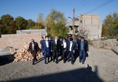 روند بازسازی مناطق زلزلهزده میانه و سراب رضایتبخش است