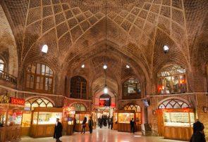 حجره های نوآوری در بازار تاریخی تبریز راهاندازی میشود