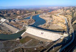 سد قیز قلعه سی آذربایجانشرقی تا پایان امسال آبگیری میشود