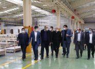 استاندار آذربایجانشرقی بر حل مشکلات واحدهای تولیدی تاکید کرد