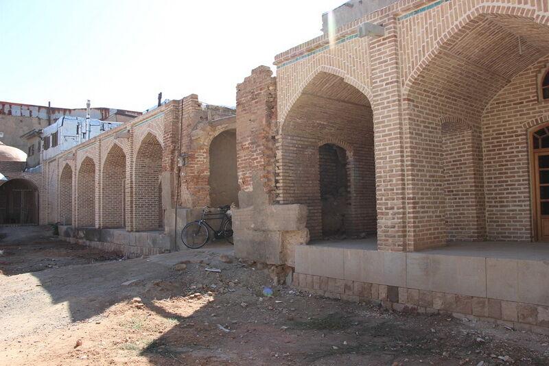 ۱۴ حجره در مجموعه تاریخی «حسن پادشاه» تبریز ساماندهی و مرمت شد