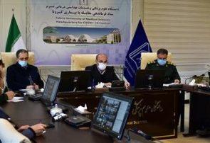 انجام آزمایشات با کیتهای تشخیصی سریع کرونا در محلات آذربایجان شرقی