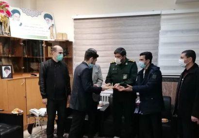 مسئول بسیج ورزشکاران سپاه تبریز معرفی شد