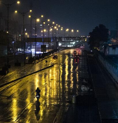 تردد شبانه در تبریز ممنوع است