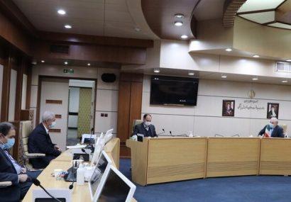 استاندار آذربایجان شرقی با وزیر بهداشت، درمان و آموزش پزشکی دیدار کرد
