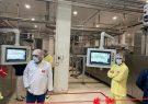 طرحهای توسعه گروه صنایع غذایی شیرین عسل در شبستر افتتاح شد
