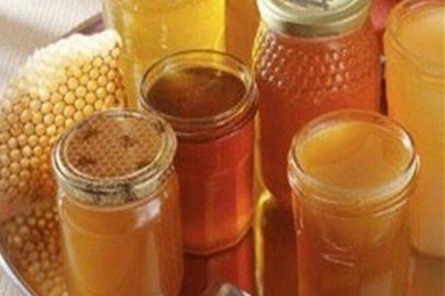 کشف ۱۱ تن عسل تقلبی از کارگاه بسته بندی مواد غذایی در تبریز