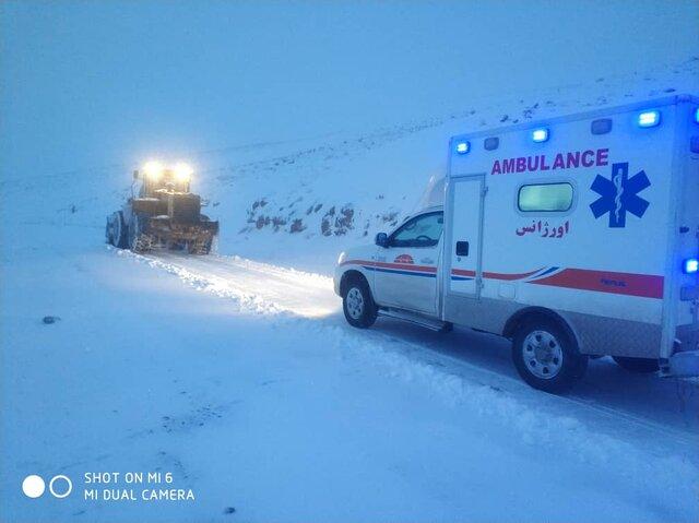 تلاش ۳۲ ساعتهی امدادگران برای نجات ۸ نفر در آذربایجانشرقی