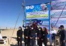 بانوان دونده آذربایجان شرقی بر روی سکوی سوم دوی صحرانوردی کشور ایستادند