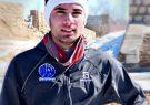 دونده جوان مراغهای قهرمان مسابقات دوی صحرانوردی کشور شد