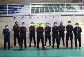 دور رفت مسابقات دسته یک بدمینتون مردان در تبریز پایان یافت