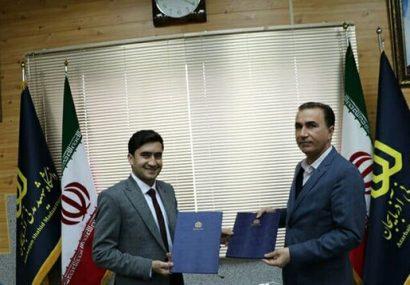 بازدید رئیس دانشگاه جمال الدین افغانستان از دانشگاه شهید مدنی آذربایجان