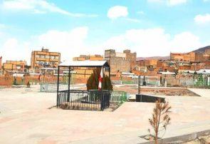 هیچ تخریبی در مزار شهدای آرامستان ستارخان تبریز اتفاق نیفتاده است