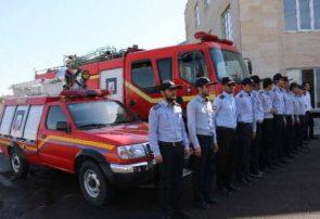 ۳ ایستگاه جدید آتش نشانی در تبریز افتتاح میشود