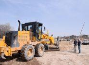 تکاپوی شهرداری مراغه برای مسیرگشایی در سکوت کرونا