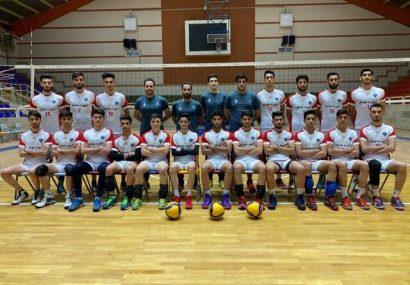 نماینده والیبال جوانان آذربایجان شرقی نائب قهرمان کشور شد