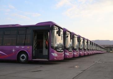 ۱۰۰ دستگاه اتوبوس و مینی بوس به ناوگان حمل و نقل عمومی تبریز اضافه می شود