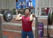 وزنهبردار نوجوان مراغهای به اردوی تیم ملی دعوت شد